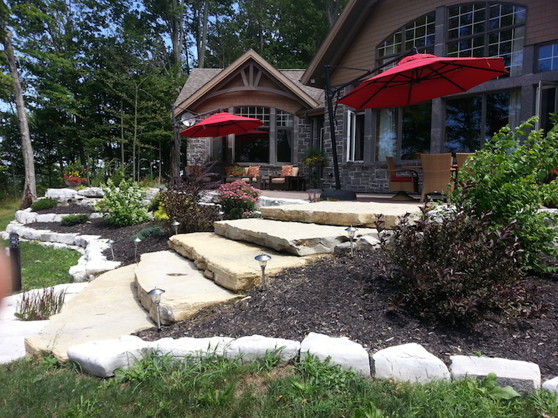 Landscape design explore westport ontario for Landscape design ontario