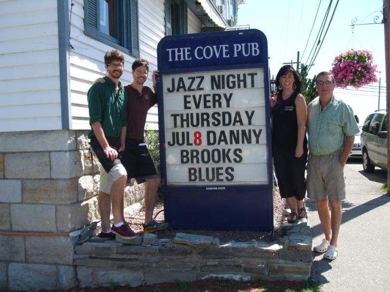 Jazz Night at The Cove