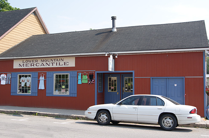 Lower Mountain Mercantile