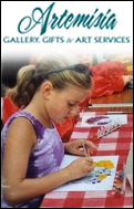 Artemisia Children Summer Art Program