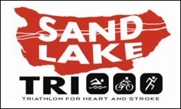 Sand Lake Triathlon at Lions Club Beach