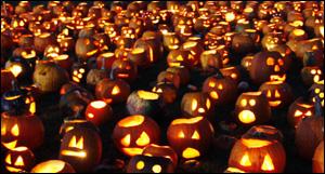 Random Act of Pumpkins Westport