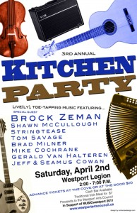 The Kitchen Party Westport Ontario