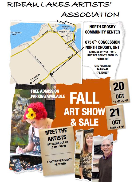 Fall Art Show