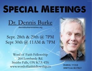Dennis Burke Poster