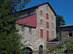 The Old Stone Mill