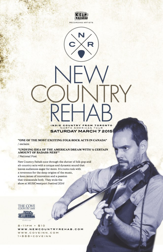 Indie group New Country Rehab