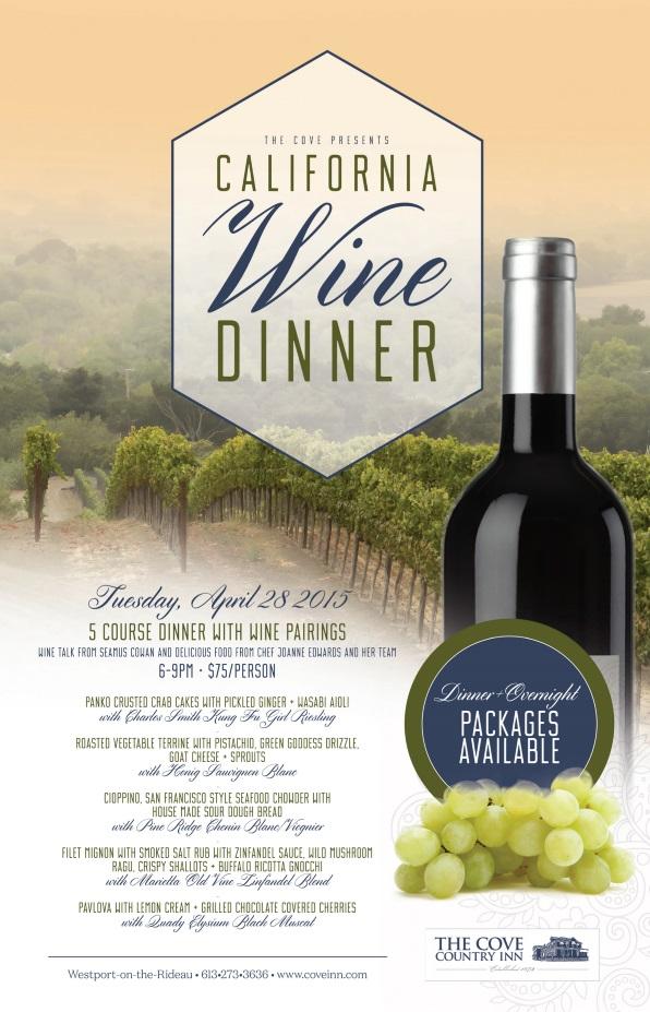 california wine dinner smaller