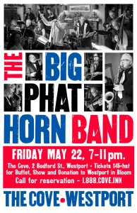 Big Phat Horns May 22_Cove