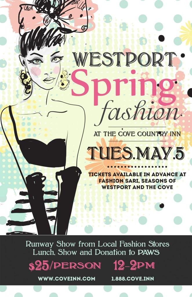 May Fashion Poster