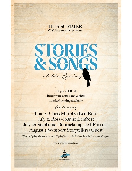 Stories & Songs Westport Ontario
