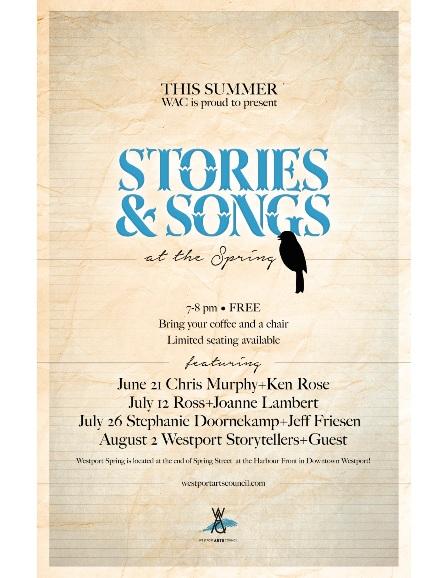 Stories & Songs Westport Ontario