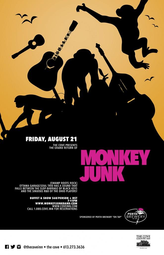 Monkey Junk 2015