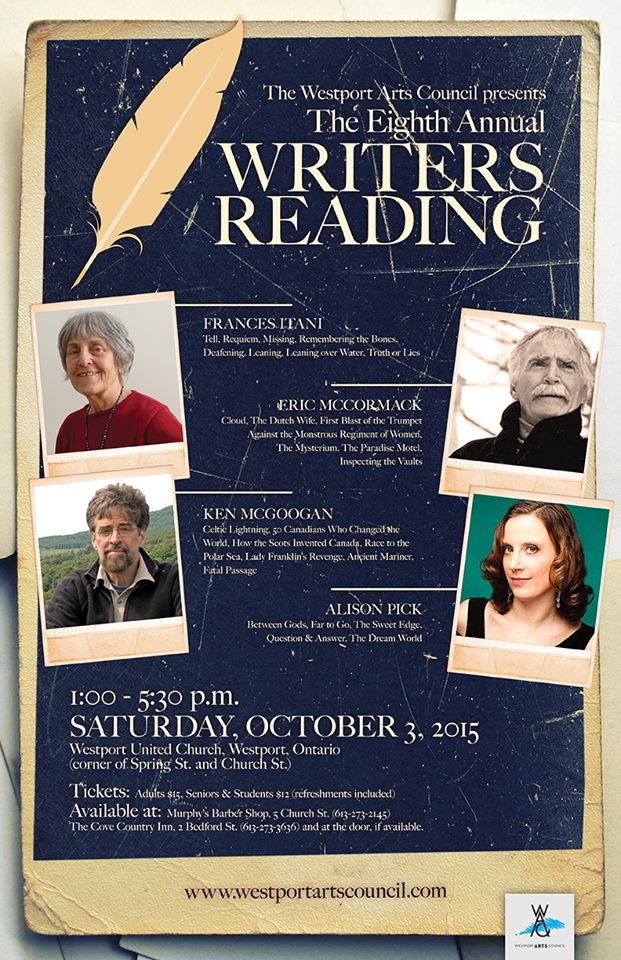 8th Writers Reading