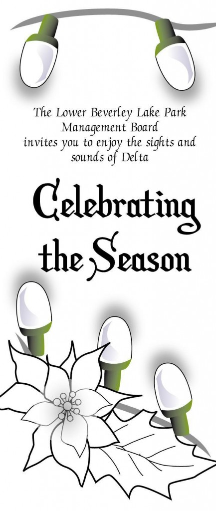 Celebrating the season