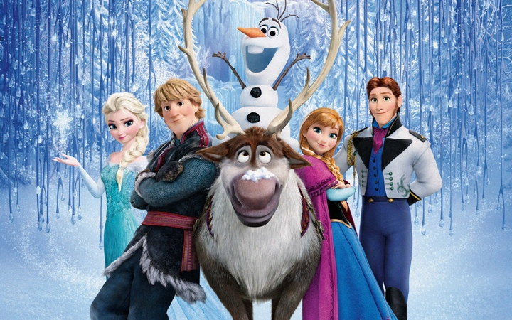 Family Movie Special Frozen Sing-A-Long