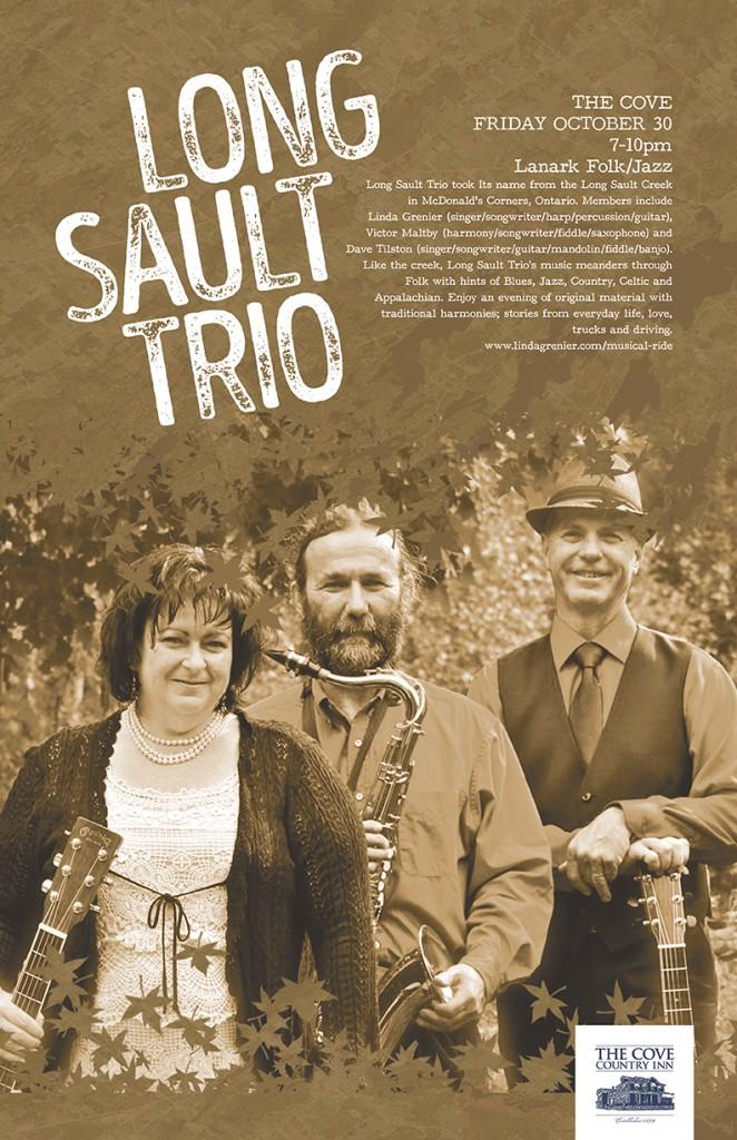 long sault Trio 2015