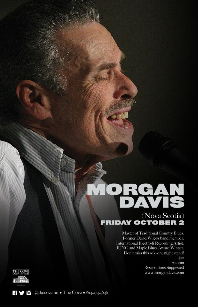 morgan davis 2015