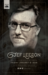 Jef leeson 0116