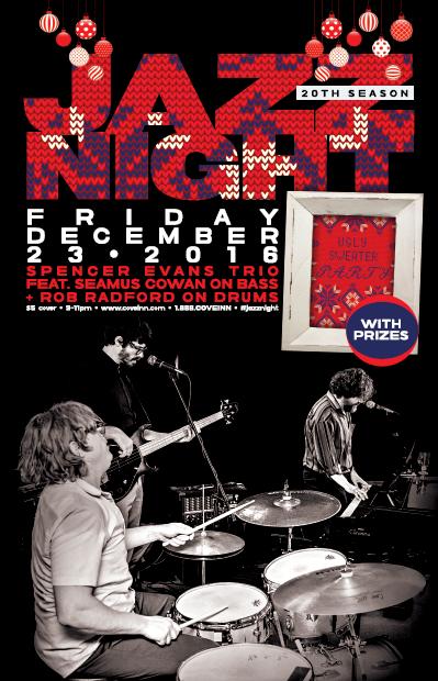 IMG 2 - jazz night xmas eve 2016