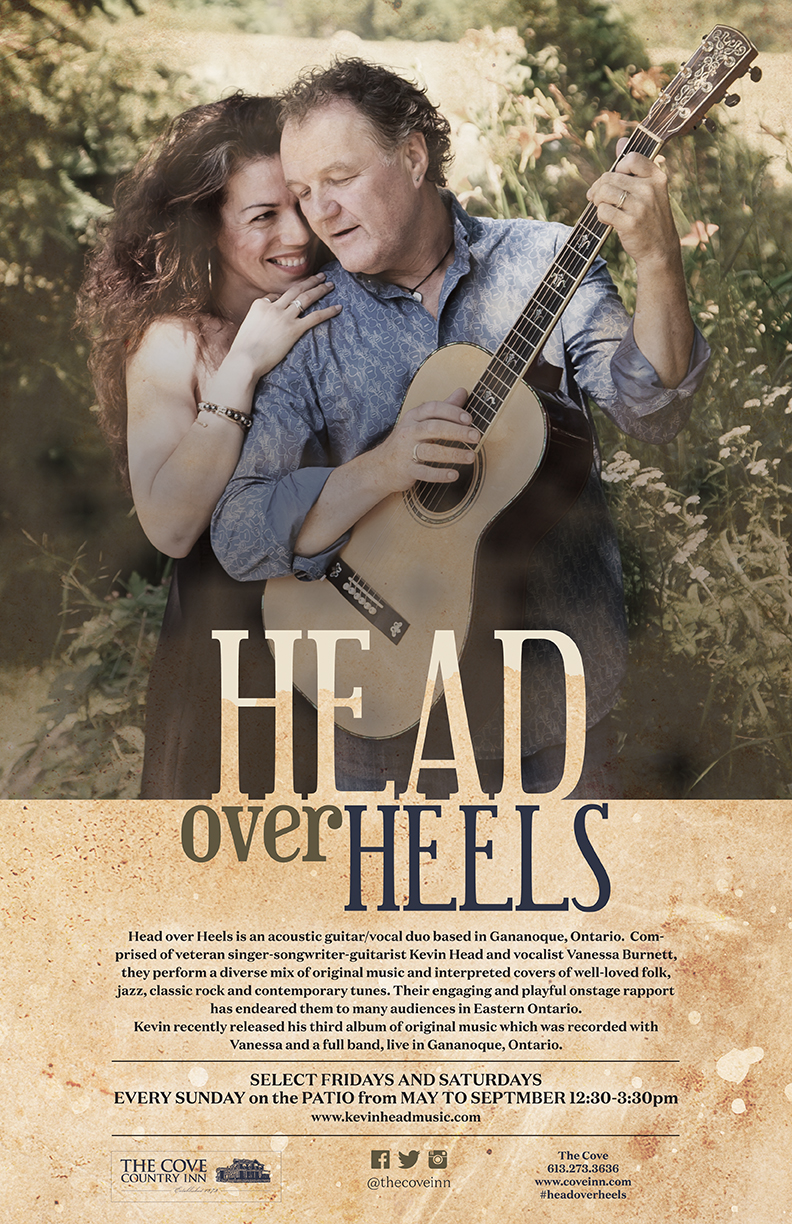6-Kevin and Vanessa - Head over heels